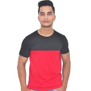 Trendy polyester T-shirt for Men