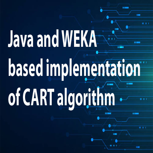 implementation of CART algorithm